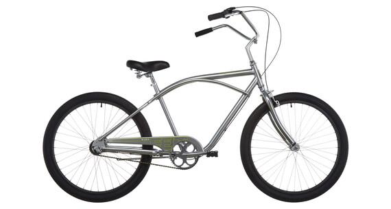 "Felt Cruiser Bixby Rower miejski 26""/3-SP srebrny"